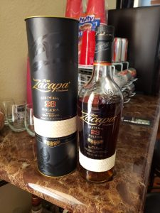 This is by far the best Rum I've had, although Don Q Gold is a close second. Ron Zacapa 23 &#8