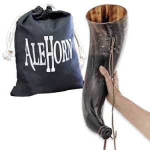 Got my Ale Horn Today … ALE HORN