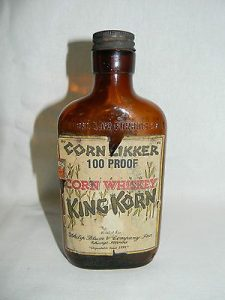 Maybe if they threw in some of this instead of corn syrup … CORN LIKKER3