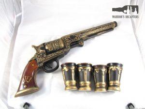 @cngoins Saw this Decanter on ebay … GUN DECANTER
