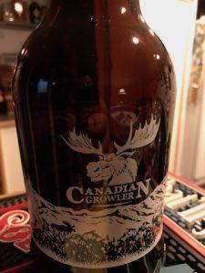 Canadian Growler bottle IMG_0257IMG_0258