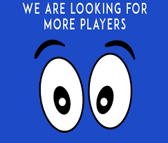 PLAYERS WANTED12