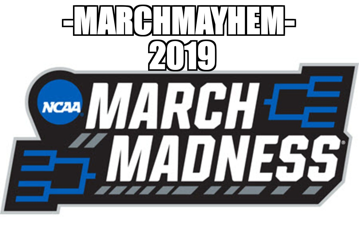 About to kick of my 9th annual NCAA -MarchmayheM- bracket pool. 14 players have signed up so far. im