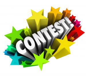 Who is ready for another contest? Contest Word Raffle Drawing Jackpot Prize