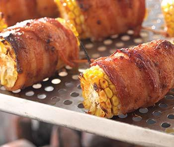 Bacon Backyard Corn