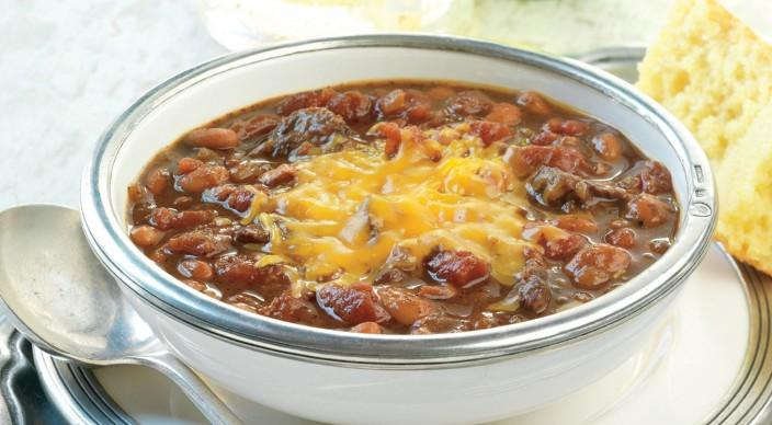 Steak and Ale Chili