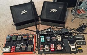 mi-efx-pedal-boards-and-monitors-12-22-16mi-Framed-backstage-pass-and-concert-tix-collagemi-music-ro