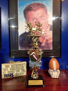 @mancavemike Man Cave Mike, I noticed there wasn't a picture of last years trophy on the Fanta