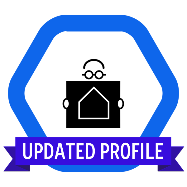 "Badge icon ""Architect (1484)"" provided by Joel Burke, from The Noun Project under Creative Commons - Attribution (CC BY 3.0)"
