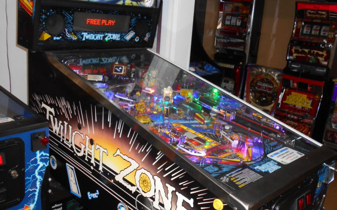 Pinball Machines, Buy New or Used
