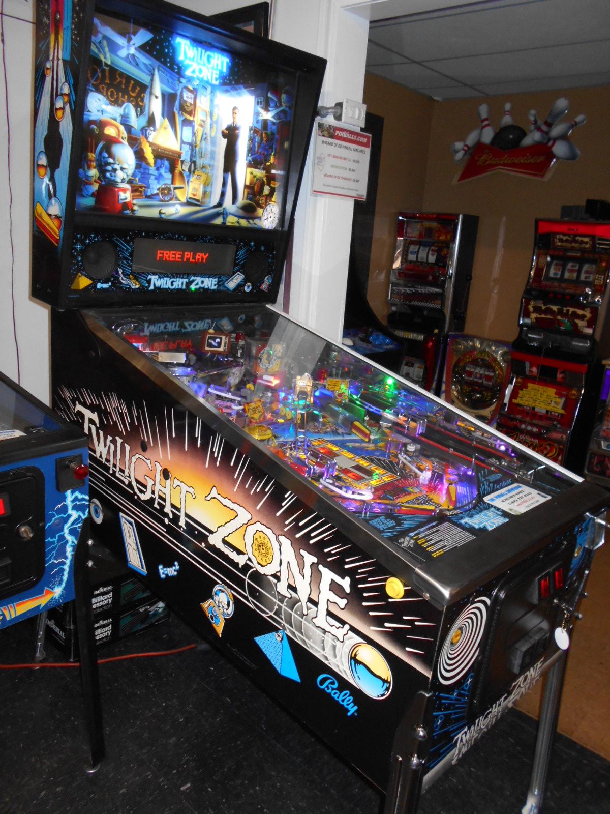 Pinball Machines, Buy New or Used - ManCaveSite.org