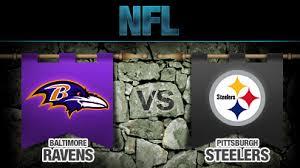Ravens Steelers Week